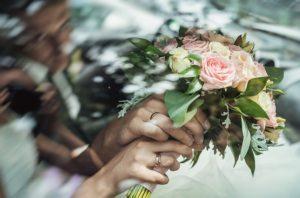 Co zrobić z bukietem ślubnym?