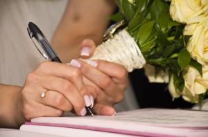 Formalności do ślubu konkordatowego